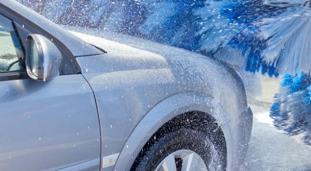 洗車機の弊害